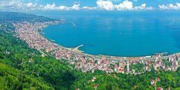 Karadeniz'in İncisi Rize'de Gezilecek Yerler   2021